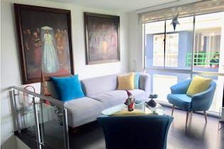 Apartamento en venta en Chapinero Alto de 2 hab.