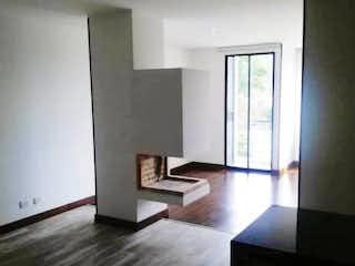 Una vista de una sala de estar y una sala de estar en VENDO APARTAESTUDIO TIPO LOFT EN EL CONTADOR
