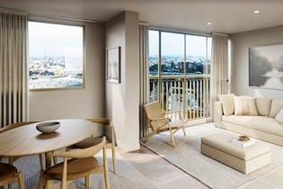 Viena Torre 1, Apartamentos en venta en Nueva Marsella con 59m²
