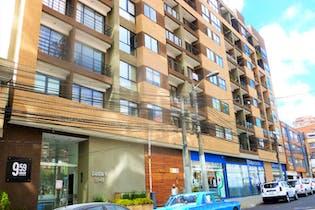 Apartamento en venta en Chapinero Central de 49m²