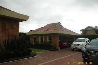 Casa Condominio En Venta En Bogota San Simon, 3 habitaciones y 6 baños.