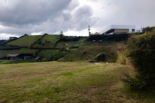 Rionegro, Lote en venta de 3000m²