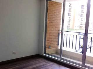 Una puerta que está abierta a una casa en Apartamento en Chia, 20 De Julio - para estrenar