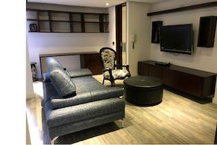 Apartaestudio en Bogotá-Santa Ana, cuenta con garaje y deposito.