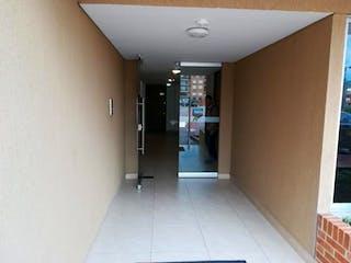 Una vista de un pasillo desde un pasillo en Apartamento En Venta En Chia Bosque De Luna