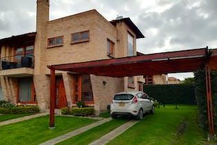 Casa En Chia La Balsa con hermosos acabados,cuatro habitaciones