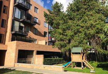 Apartamento En venta En Chia 20 De Julio 2 habitaciones con terraza