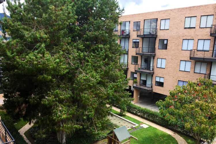 Portada Apartamento en Chía - con balcón y depósito