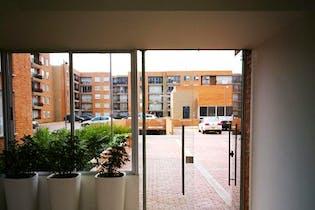 Apartamento en venta en Casco Urbano Chía de 106m² con Bbq...