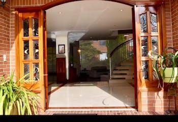 Casa Condominio En Chia San Simon- 5 alcobas