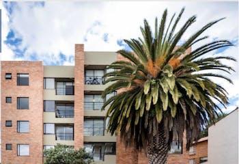 Apartamento en venta en Casco Urbano Chía, 81m² con Bbq...
