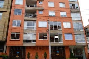 Apartamento en venta en Bella Suiza Usaquén de 2 hab.