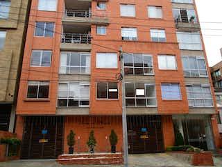 Un edificio de ladrillo rojo con un edificio de ladrillo rojo en Apartamento En Venta En Bogota Bella Suiza-Usaquén