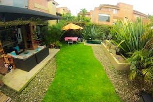 Casa en Bogota Arrayanes - con patio amplio, BBQ