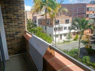 Una vista de una calle de la ciudad desde un edificio en Apartamento en Venta en Belen Fatima Medellin