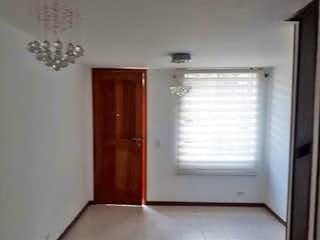Una vista de una cocina con una puerta abierta en Casa en venta en Loma del Indio de 110mts