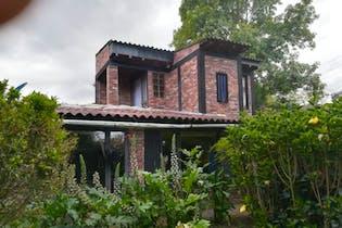 Casa Campestre en Chia Vereda Tiquiza - buenos acabados