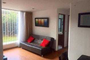 Bogotá Chico 43 Mts, Apartamento en ventade 1 habitación
