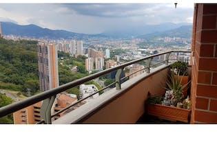 Apartamento en venta en Poblado 73m² con Piscina...