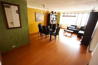 Apartamento en venta en Chapinero Norte de 82m²