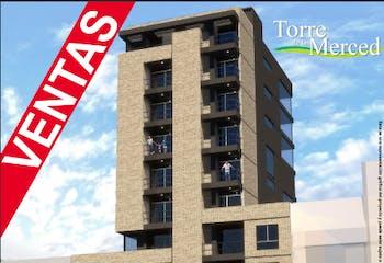Torres de la Merced, Apartamentos en venta en Barrio Nicolas De Federman de 2-3 hab.