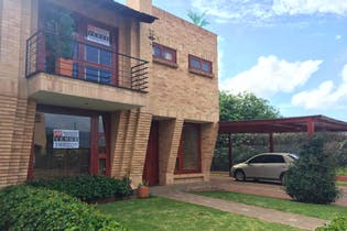 Casa Condominio En Chia Chia- cancha de tennis