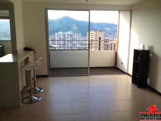 Una vista de la cocina desde el interior de una habitación en Apartamento en venta en El Carmelo de tres habitaciones