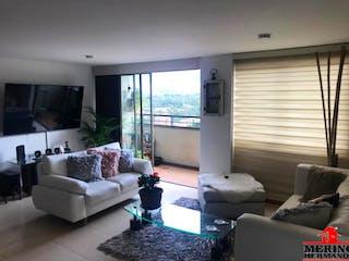 Mediterraneo, apartamento en venta en Loma de los Bernal, Medellín