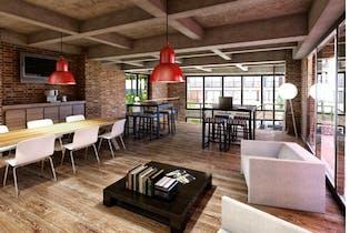 Ed Porta 87, Apartamentos en venta en El Refugio de 1-3 hab.