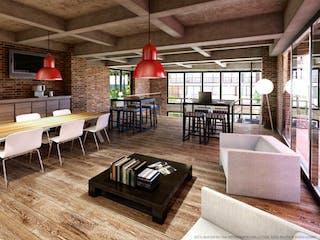 Porta 87.., apartamentos nuevos en Chicó, Bogotá