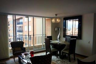 Apartamento en venta en Casco Urbano Chía 93m² con Piscina...