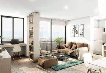 Vivienda nueva, Reserva de Modelia, Apartamentos en venta en Capellania con 66m²