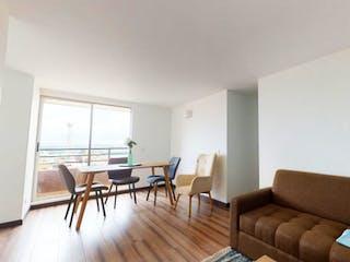 Apartamento en venta en La Chucua, Bogotá
