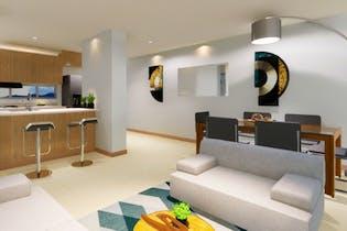 Torre Himalaya, Apartamentos nuevos en venta en La Castellana con 3 hab.
