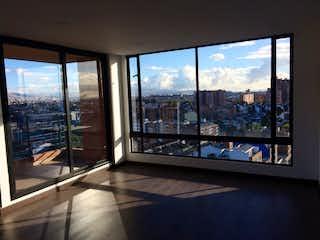 Una vista de una vista desde la ventana de una ciudad en ZJG-30 Apartamento en venta, Puente Largo