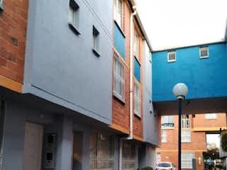 Una imagen de un cartel de calle en una calle en VENTA DE CASA EN CONJUNTO SANTA FE DE FATIMA SOBRE LA AVENIDA BOYACA