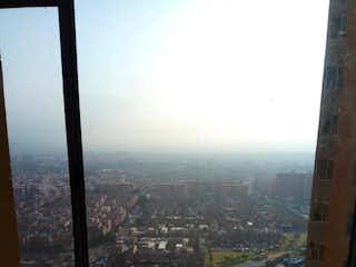 Una ventana con una vista de una cordillera en Apartamento en venta en Ismael Perdomo de 3 habitaciones