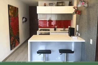 Apartamento en venta en Santa Barbara de 58m²