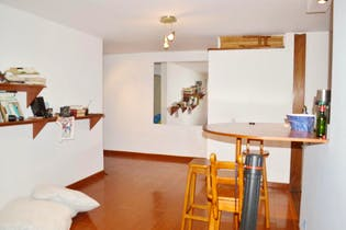 Apartamento en venta en Cedritos Usaquén de 61m²
