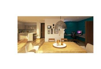 Proyecto de vivienda, Crz-4, Apartamentos en venta en Galerías 82m²
