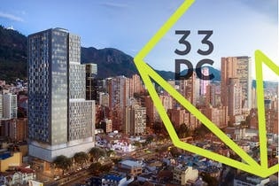 33 Dc, Apartamentos en venta en San Martín de 1-2 hab.