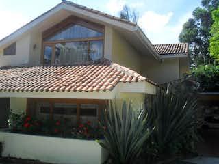 Una casa que tiene una planta en maceta en Casa