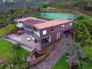 Conjunto, casa en venta en Fusca, Chía
