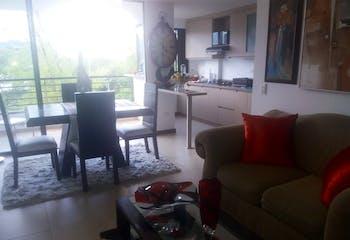 Apartamento en la ceja sector san cayetano, Con 3 habitaciones-85mt2