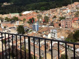 Una vista de una ciudad en medio de una ciudad en Apartamento En Venta En Bogotá Centro Internacional