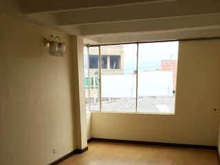 Una vista de la cocina desde el camino de la puerta en Apartamento en venta en Quirigua, de 60mtrs2