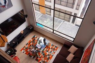 Apartamento en venta en Chico de 1 habitación