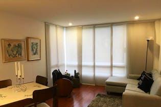 Apartamento en venta en Chapinero Alto de 2 alcoba
