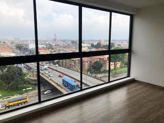 Una vista de una vista desde la ventana de un tren en Apartamento en venta en Bonanza, 60m² con Bbq...