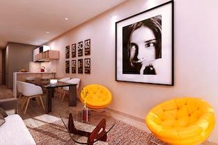 Smart Living 54, Apartamentos en venta en Barrio Chapinero de 1-2 hab.
